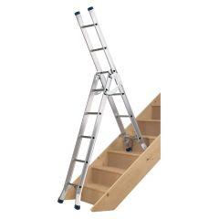 Werner 3 in 1 Stairwell Ladder