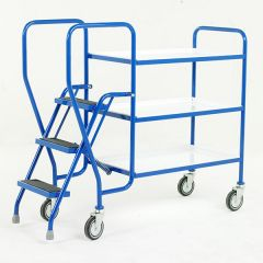 Reversible Tray Trolley