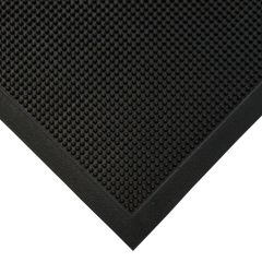 Fingertip Rubber Door Mat