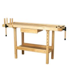 Wooden Workbench - 200kg UDL