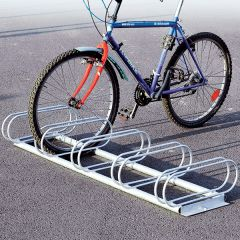 5 Bike Eco Cycle Stand