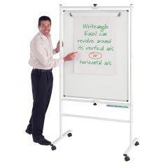 Write-angle Revolving Whiteboard