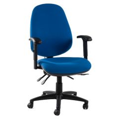 X Range Operator Chair Large High Back