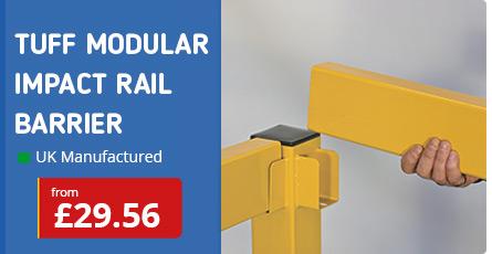 TUFF Modular Impact Rail Barrier System