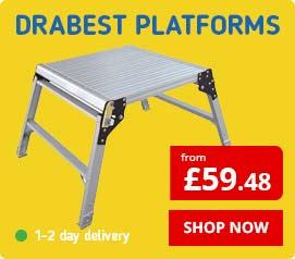 Drabest Hop Up Work Platforms