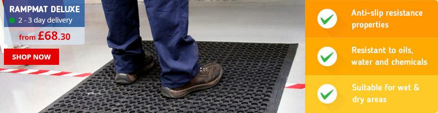 Anti-Slip Rampmat Matting