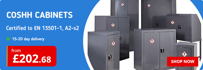 Shop our best selling CoSHH Cabinets