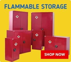 Flammable Liquid Storage Cabinets
