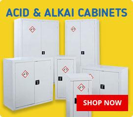 Acid & Alkali Substance Cupboards