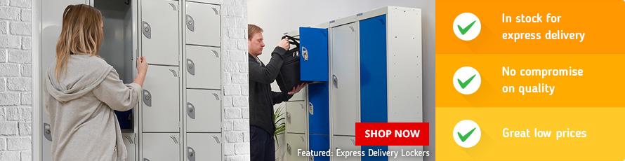 Express Storage Lockers