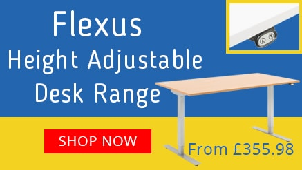 Flexus Height Adjustable Desk