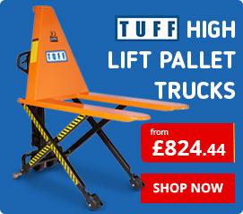 TUFF High Lift Pallet Trucks