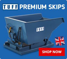 TUFF Premium Tipping Skips