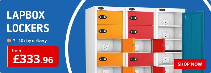 Shop our Lapbox Lockers