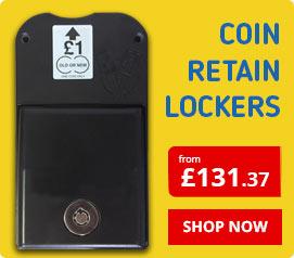 TUFF Coin Retain Lockers