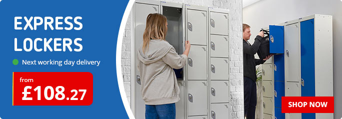 Fast delivery Express Lockers