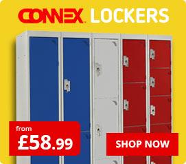 Popular Connex Lockers