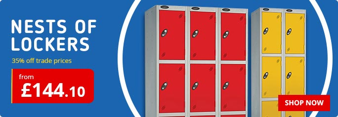 Shop our Nests of Probe Lockers