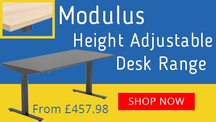 Modulus Height Adjustable Desk