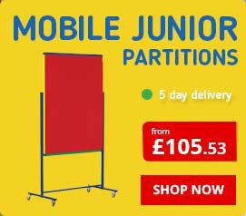 Mobile Junior Partition