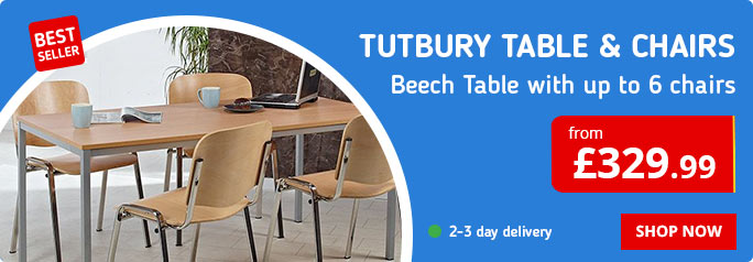 Tutbury Table and Chairs