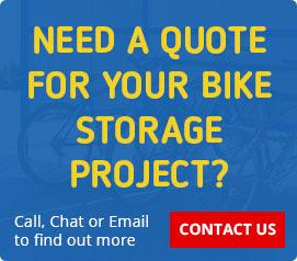 Leading UK Supplier of Bike Storage