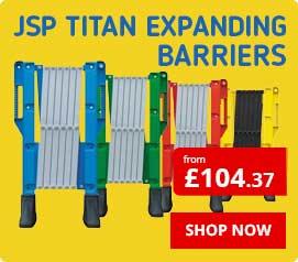 JSP Titan Barriers