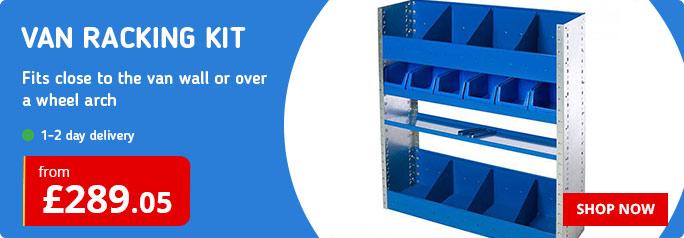 Shop our Van Racking Kits