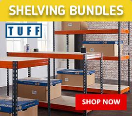 TUFF Shelving Bundles