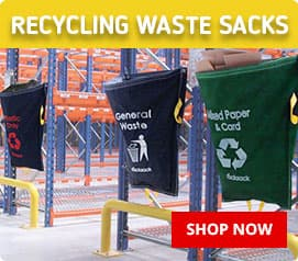Racksacks Recycling Waste Sacks