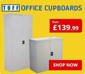 TUFF Office Cupboards