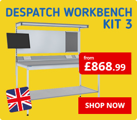 Shop our easy to buy Despatch Bench Kits
