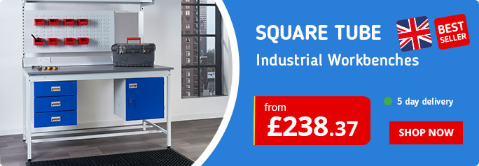 Leading UK Supplier of Workbenches