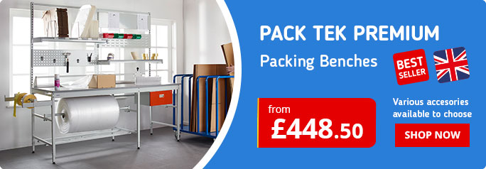 Shop our best selling Packing Bench with packing accessories