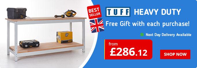 Shop our TUFF Budget Workbench Bundles