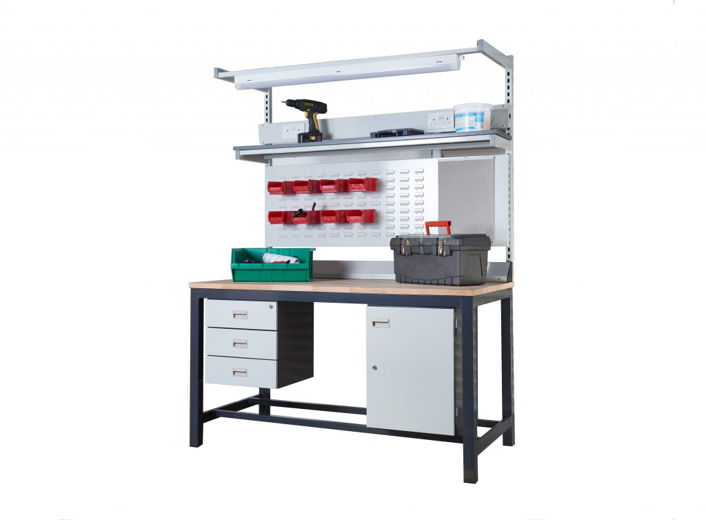 HD Heavy Duty Workbenches - 1200kg UDL